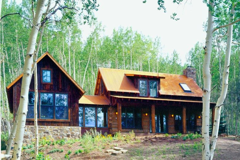 005 Guest Cabin - Cottage in Colorado