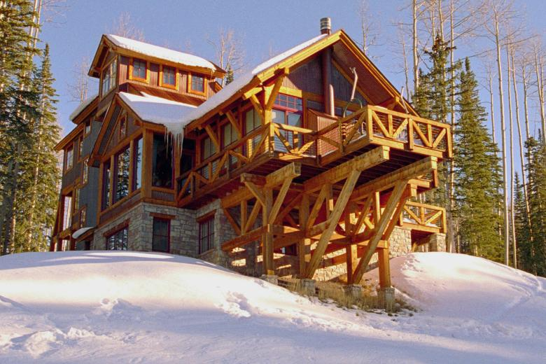 - Mountain Residence in Colorado