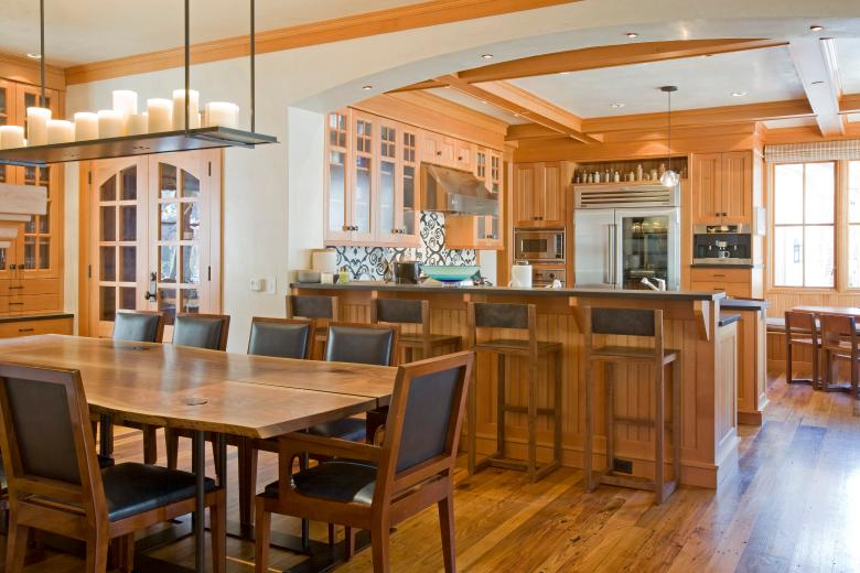 Dining, Bar and Kitchen - Kitchen in Southwest Colorado