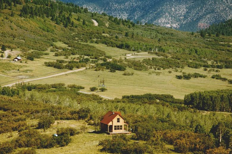 - Ranch Cabin in Colorado