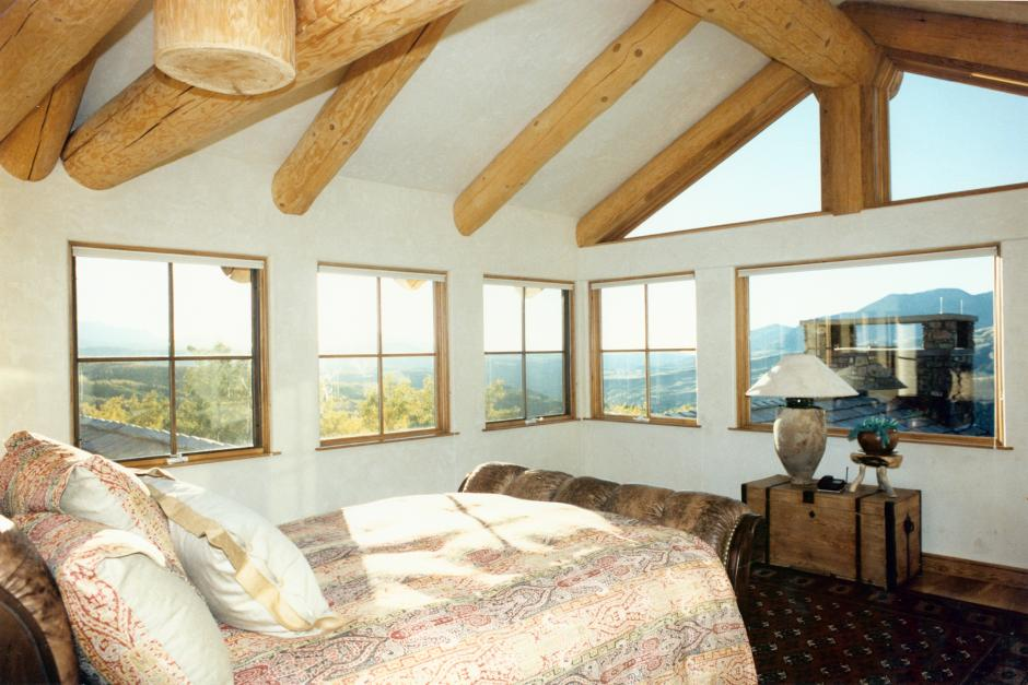 091 Stone Mountain House Bedroom - Mountain Residence in Telluride Mountain Village, CO