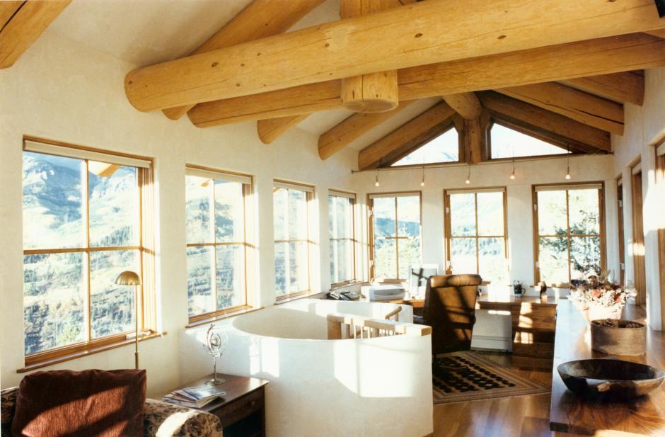 091 Stone Mountain House Office - Mountain Residence in Telluride Mountain Village, CO