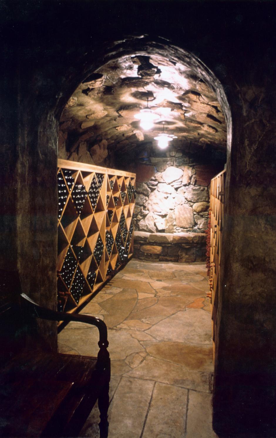 091 Stone Mountain House Wine Cellar - Mountain Residence in Telluride Mountain Village, CO