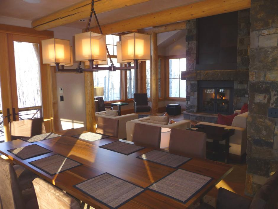 117 Dining - Ski Home in Telluride Mountain Village, CO