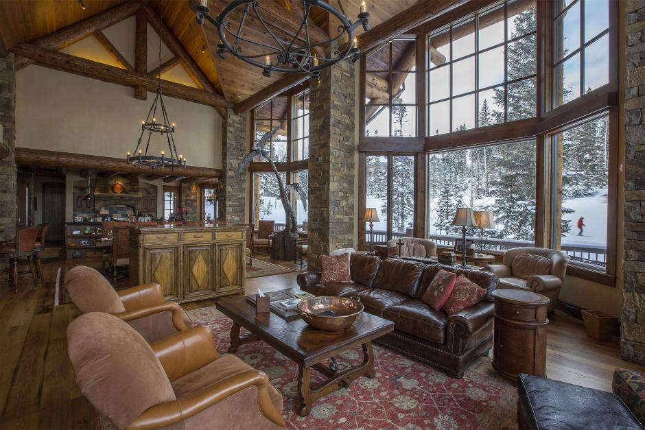 134 Great Room - Mountain Retreat in Colorado