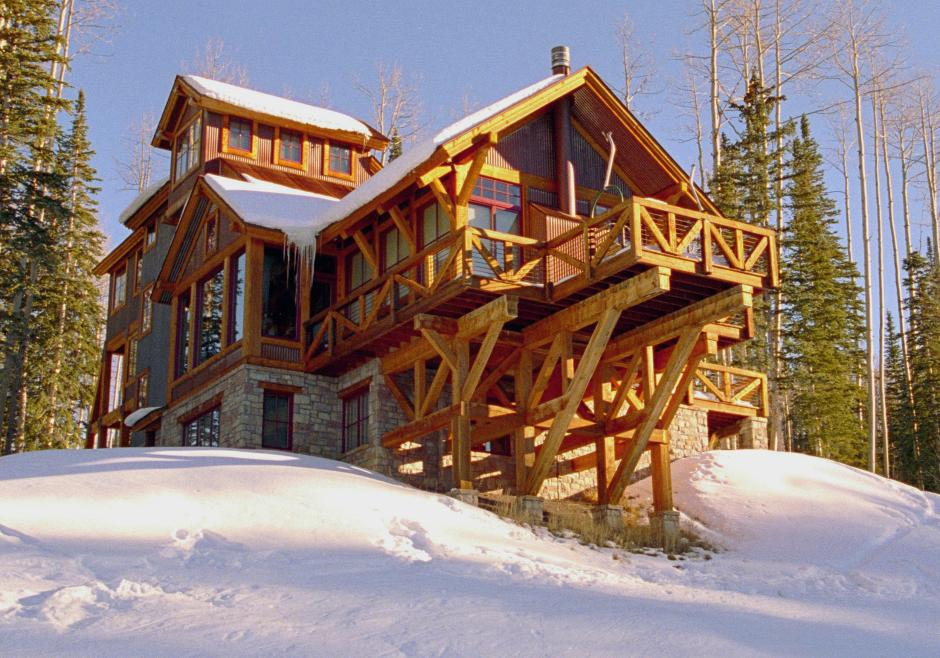 255 Mining Style - Mountain Residence in Colorado