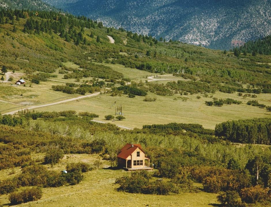 Lot D Cabin - Ranch Cabin in Colorado