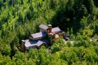 091 Aerial View - Mountain Residence in Telluride Mountain Village, CO