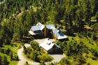 017 Ranch House Aerial View - Ranch House in Colorado