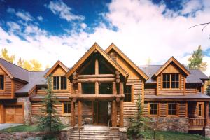 1155 Log Home - Mountain Residence in Colorado