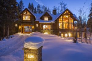 134 Log Ski Home - Mountain Retreat in Colorado