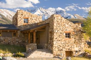 001 Stone Cottage - Guest Residence in Near Telluride, CO